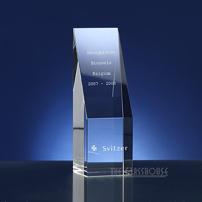 Award for 3d laser in glass/crystal